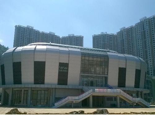 空间钢结构建筑