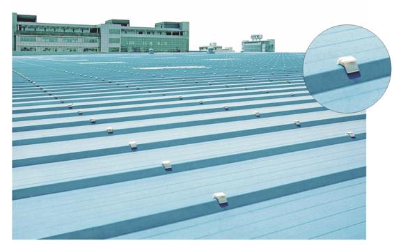 屋面围护体系