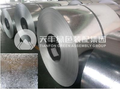 镀铝锌板  铝锌镁板