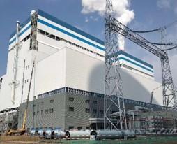 鸳鸯湖电厂